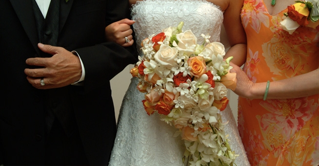 Image: Wedding Flowers
