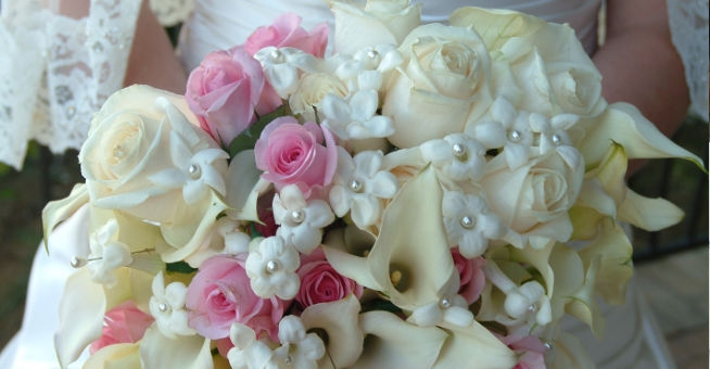 La Canada Flintridge Bridal Bouquet